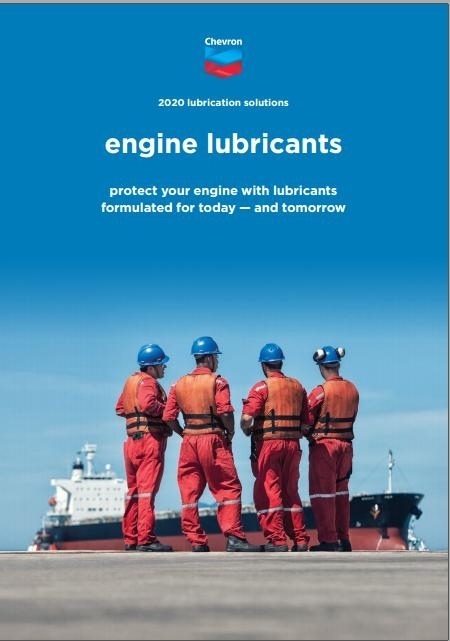 Chevron 2020 lubrication solutions